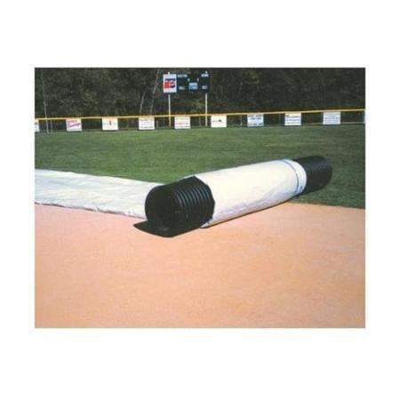 Full Infield Cover Storage Roller