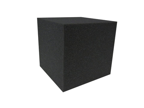 Gymnastics Foam Pit Cube Black