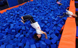 Foam Pit Cubes & Blocks for Gymnastics, Fitness and Training