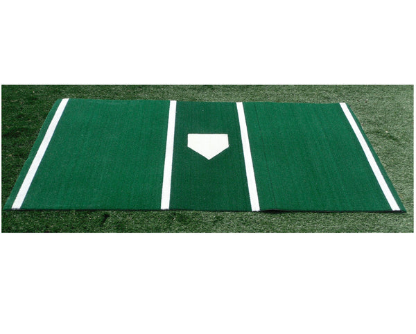 7' x 12' Pro MLB Nylon Synthetic Turf Hitting Mat - Kodiak Sports, LLC - 1