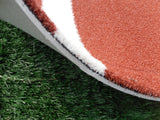 6' x 12' Pro MLB Nylon Synthetic Turf Hitting Mat - Kodiak Sports, LLC - 4