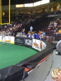 Dasher Board Padding for Arena Football