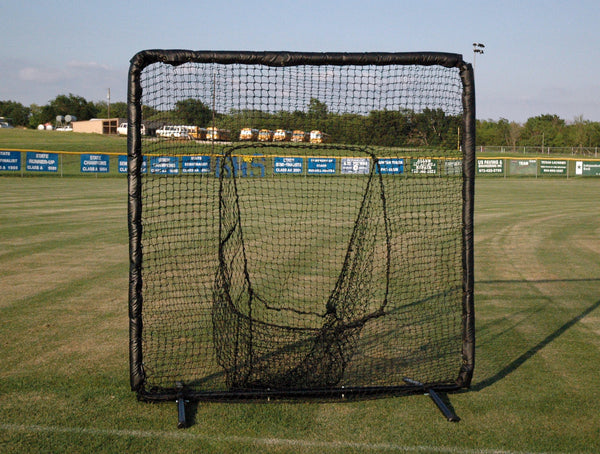 Kodiak 8' x 8' Pro Padded Wheeled Sock Net - Kodiak Sports, LLC - 1