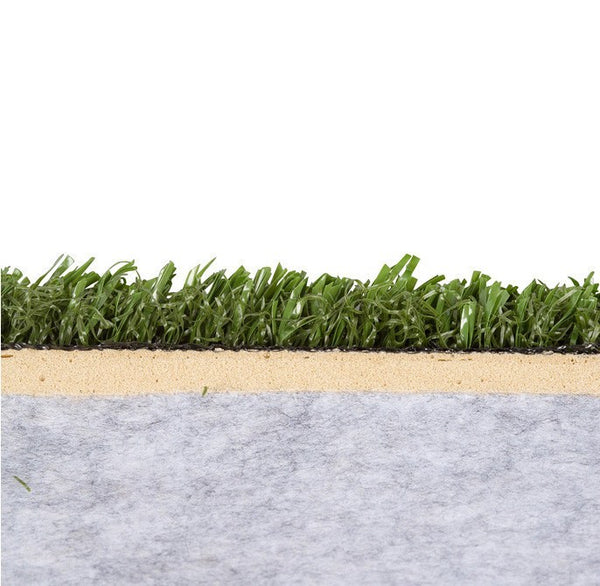 55oz Hybrid Sports Turf (5mm Foam Pad) - 12' Wide - Model ST755MF-5mm - Kodiak Sports, LLC - 1