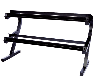 Troy Dumbbell Rack, 2 Tier, 10 pairs - T-DR (hex,8 sided)