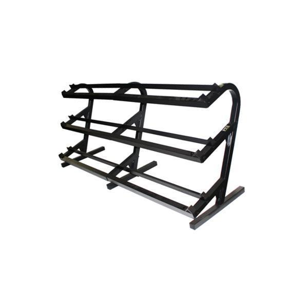 Troy Dumbbell Rack, 3 Tier, 15 pairs - T-DR3 (hex,8 sided)