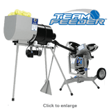 Sports Attack Pitching Machine Feeders