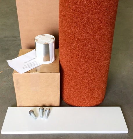 TruePitch Mound Turf Repair Kit - Kodiak Sports, LLC
