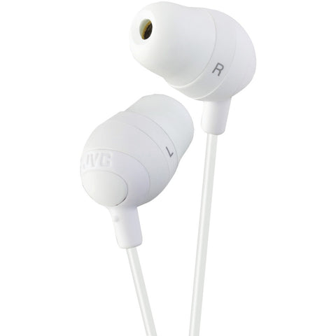 Jvc Marshmallow Earbuds (white)