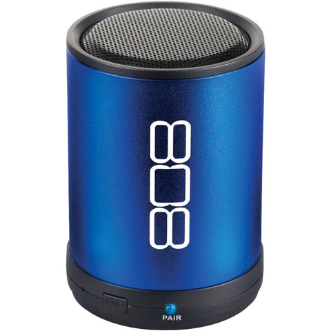808 Bluetooth Portable Speaker (blue)