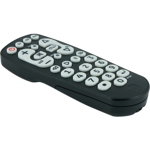 Ge 3-device Universal Remote With Oversized Buttons