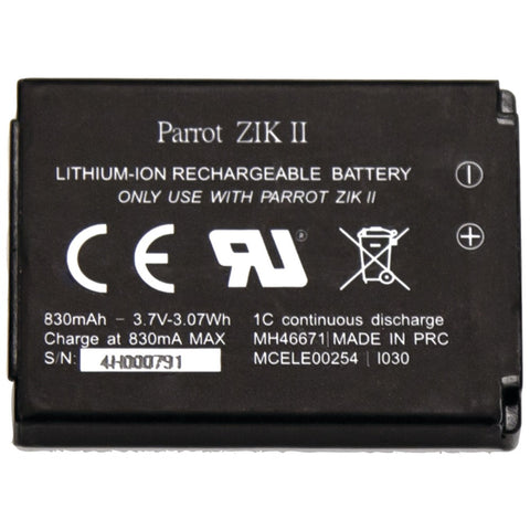 Parrot Zik 2.0 Replacement Battery