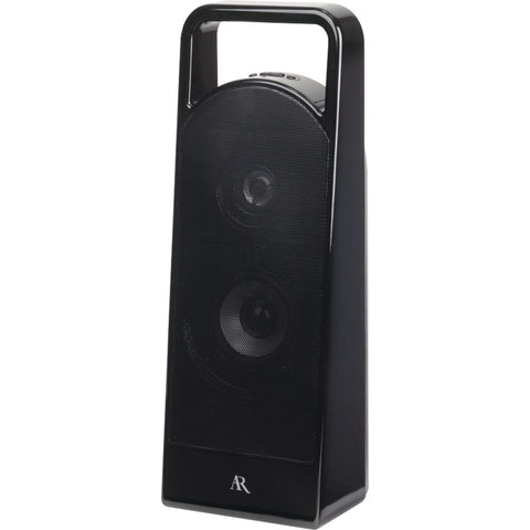 Acoustic Research Portable Bluetooth Wireless Speaker With 3.5mm Aux Input