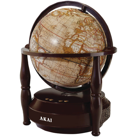 Akai Globe Bluetooth Speaker (brown)