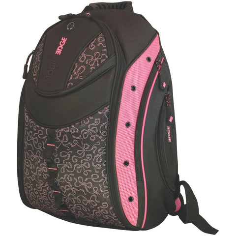"Mobile Edge 16"" Pc And 17"" Macbook Express Notebook Backpack (pink Ribbon)"