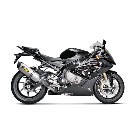Akrapovic Titanium Slip-On Exhaust for BMW S1000RR 2015 to 2016