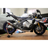 Akrapovic Evolution Full GP Style Titanium Exhaust Yamaha R1 / R1S / R1M