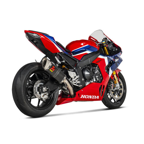 Akrapovic Carbon Fiber GP Full Tianium Exhaust for CBR 1000 RR-R SP
