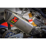 Akrapovic Racing Line Stainless Steel Full Exhaust BMW S1000RR 2019 2020
