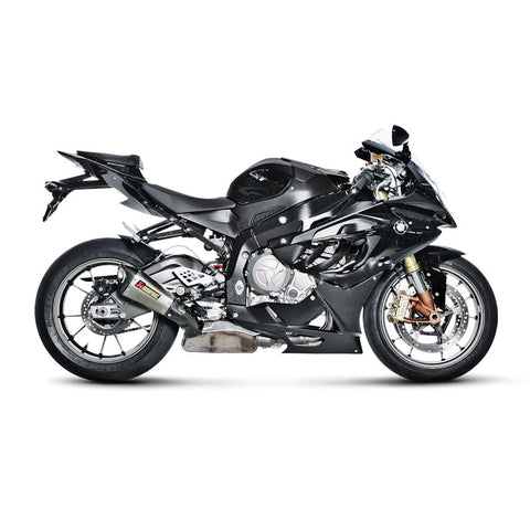 Akrapovic Shorty Slip-On Exhaust for BMW S1000RR 2010 to 2014