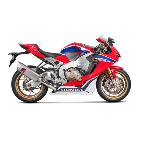 Akrapovic Racing Line Exhaust for CBR 1000 RR SP / SP2