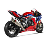 Akrapovic Track Day Slip-On Exhaust for CBR 1000 RR-R SP