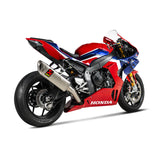 Akrapovic Racing Line Stainless Steel Full Exhaust CBR 1000 RR-R SP