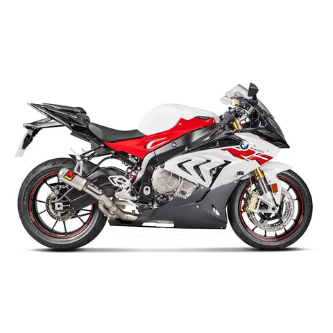 Akrapovic Shorty GP Full Titanium Exhaust for BMW S1000RR 2015 to 2018
