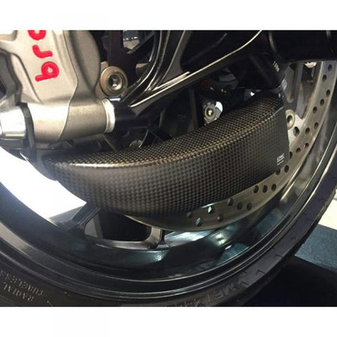 Alpha Racing GP Carbon Fiber Brake Cooling Ducts for S1000RR / HP4