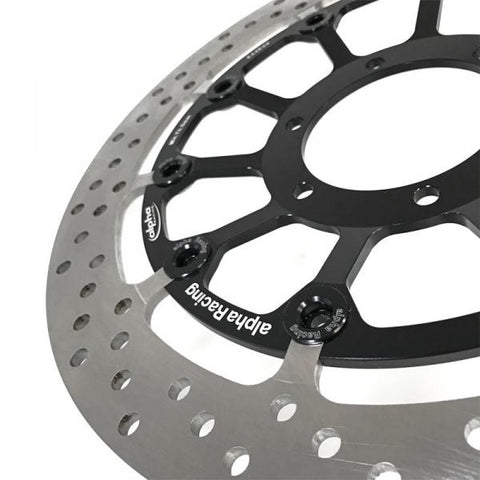 Alpha Racing EVO 5.5mm Front Floating Rotor Kit for BMW S1000RR
