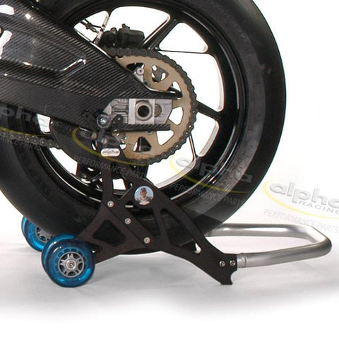 Alpha Racing Swing Arm Rear Stand Spools for BMW S1000RR
