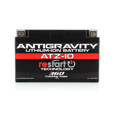 Antigravity ATZ-10 Lightweight Lithium Motorcycle Battery for ZX10R ZX10RR