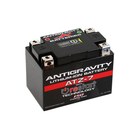 Antigravity ATZ-7 Lightweight Lithium Motorcycle Battery for H2 H2R