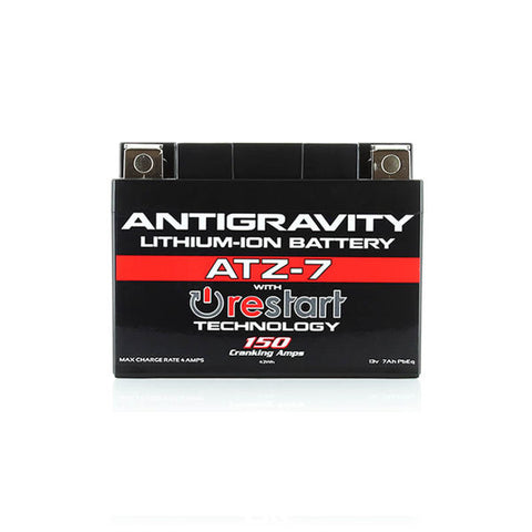 Antigravity ATZ-7 Lightweight Lithium Motorcycle Battery for R1 R1S R1M