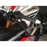 TWM GP Style Adjustable and Folding Levers for Aprilia RSV4 / RSV4R / RR / RF