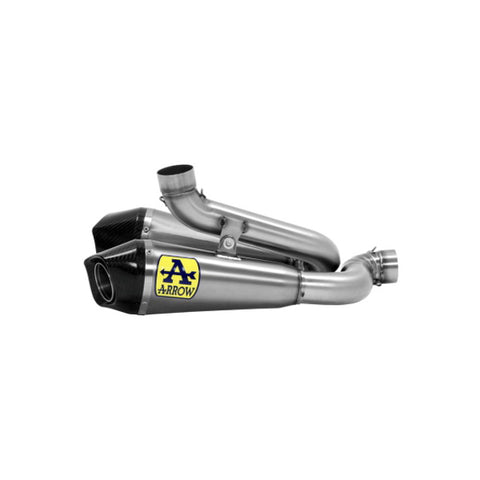 Arrow Works Titanium Slip-On Exhaust for Panigale V4 / V4S / Speciale