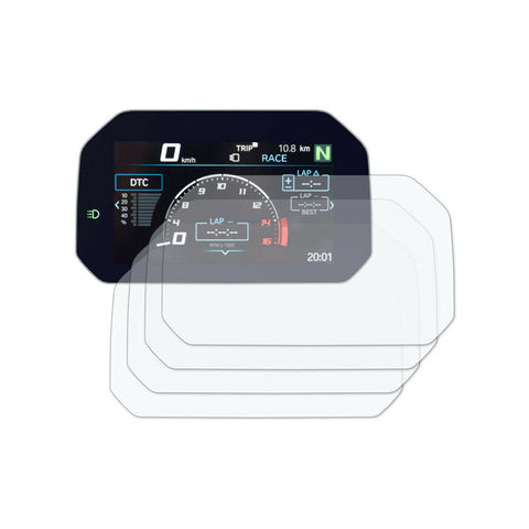 Shieldotron Instrument Cluster Screen Protector for BMW S1000RR 2019 2020