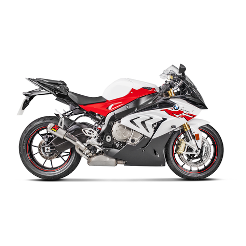 Akrapovic Shorty GP Slip-On Exhaust for BMW S1000RR 2017 to 2018