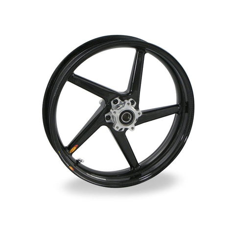 BST Carbon Fiber Wheel Set for BMW S1000RR / HP4