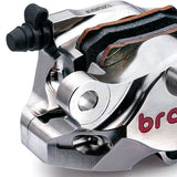 Brembo Billet Axial Nickel Plated Rear Caliper for Panigale V4 V4S V4R
