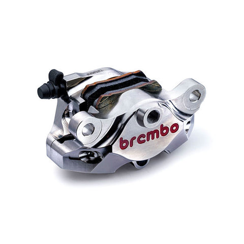 Brembo Billet Axial Nickel Plated Rear Caliper Streetfighter V4 V4S