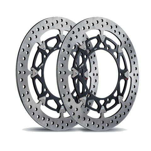 Brembo T-Drive Floating Front Brake Rotor Kit for Panigale V4 V4S V4R