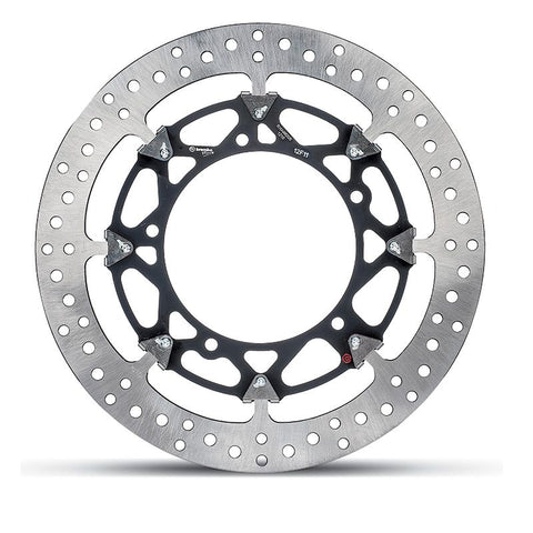 Brembo T-Drive Floating Front Brake Rotor Kit for BMW S1000RR 2019 2020
