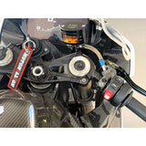 Rizoma Next Front Brake Fluid Reservoir Kit with Bracket for S1000RR 2019 2020