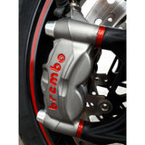 Desmoworld Caliper Spacers for Panigale V4 V4S V4R Speciale