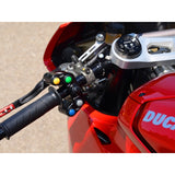 Ducabike GP Adjustable Clip On Handlebars for Panigale V4 / V4S / Speciale