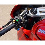 Ducabike CPPI02 Left Hand Street Handle Bar Switch Panel for Ducati Panigale
