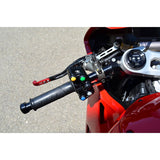 Ducabike Left Hand Racing Switch Panel for Ducati Panigale V4 V4S V4R