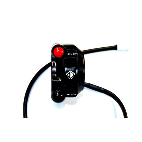 Ducabike Gas Control Right Hand Switch Panel for 899 959 1199 1299