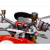 Ducabike Sport Windscreen for Ducati Streetfighter V4 V4S